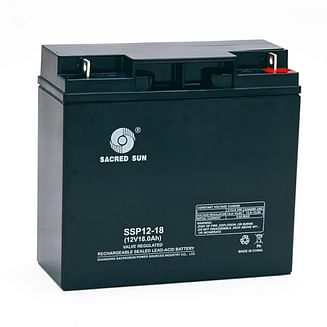 Аккумулятор Sacred Sun SSP12-18