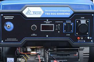 Бензиновый генератор ТСС SGG 6000 EHNА