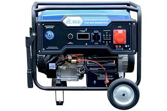 Бензиновый генератор ТСС SGG 6000EH3NA