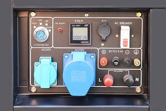 Дизельный генератор ТСС SDG 8000EHА