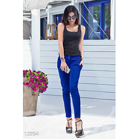 Яркие летние брюки Boro