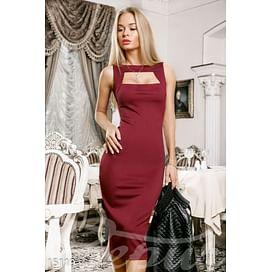 Соблазнительное облегающее платье Randevu