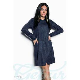 Стильное замшевое платье Flawless