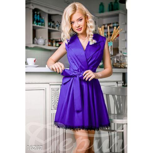Платье с кружевом Provence