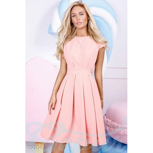 Нежное платье А-силуэта Sweet boutique