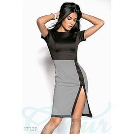 Платье с разрезом Summertime