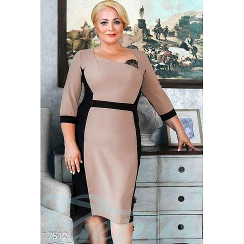 Элегантное платье-футляр Светлана Пермякова
