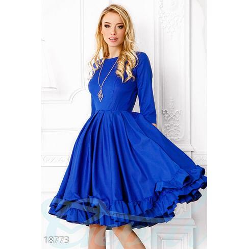 Пышное коктейльное платье Evening