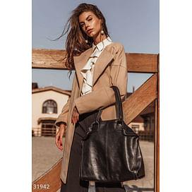 Удобная женская сумка This is your time