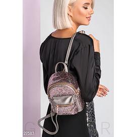 Рюкзак с напылением Dress time