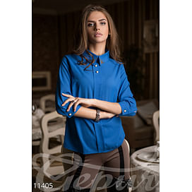 Блуза без пуговиц Paris