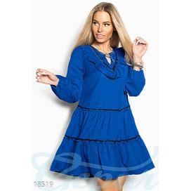 Платье с оборками Gentle