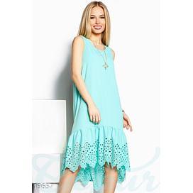 Платье с перфорацией Sparkle