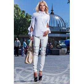 Оригинальная блуза-рубашка Sunday glam