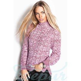 Вязаный свитер Gentle