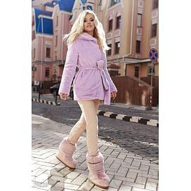Теплые сапоги-луноходы Premium fur