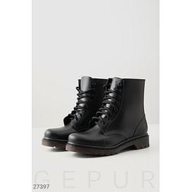 Непромокаемые резиновые ботинки Its raining