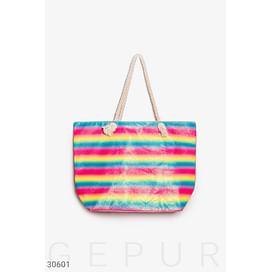 Красочная пляжная сумка Beach wear