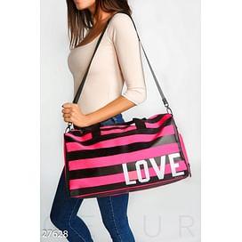 """Спортивная сумка """"Love"""" Gpr sweet wear"""