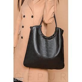 Большая сумка-хобо Coat and jackets