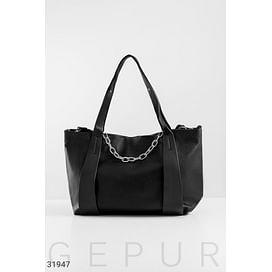 Вместительная сумка Gepur This is your time