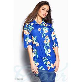 Эффектная шифоновая блуза Tuesday