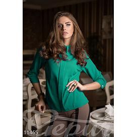 Яркая блуза-рубашка Paris