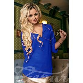 Яркая женская блуза Abajour