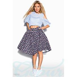 Универсальная джинсовая юбка Variety