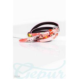 Цветочный ремень Belts