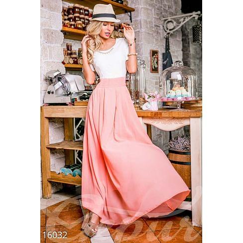 Воздушное платье-макси Provence