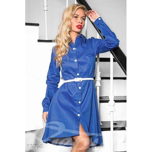 Платье в горошек Secret