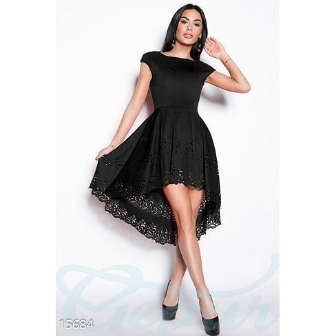 Ассиметричное вечернее платье Flawless