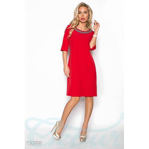 Элегантное платье-футляр Fabulous