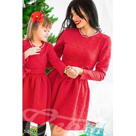 Женственное платье-мини Christmas