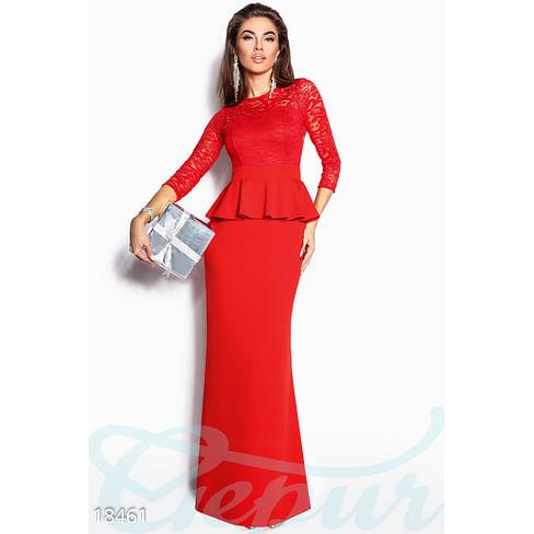 Элегантное платье-годе Holidays