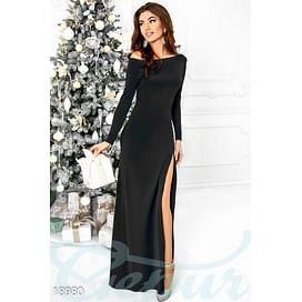 Длинное облегающее платье Evening