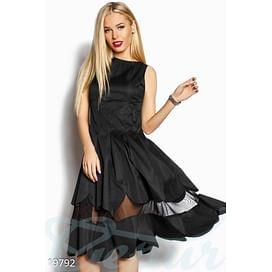 Платье со складками Focus