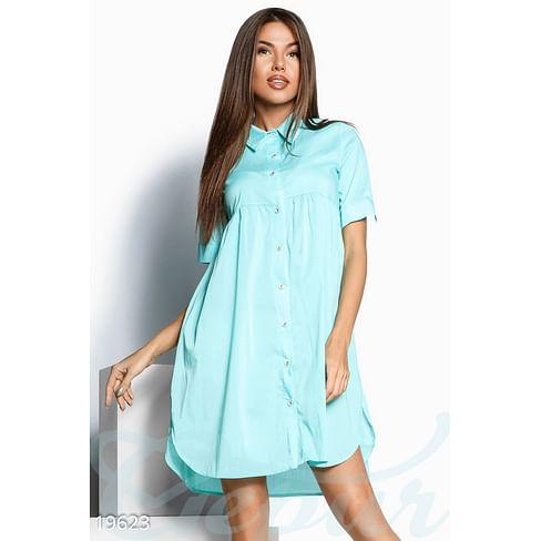 Легкое платье-рубашка Sparkle