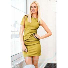 Эластичное платье-мини On the go