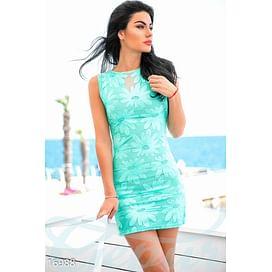 Сверкающее коктейльное платье Pacific