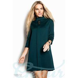 Платье с брошью Gentle