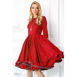 Элегантное пышное платье Evening
