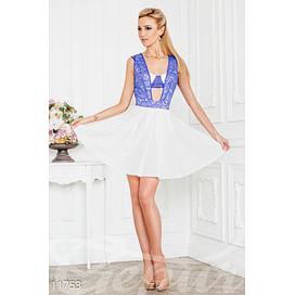 Открытое вечернее платье Buzova