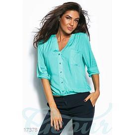 Блуза на пуговицах Office