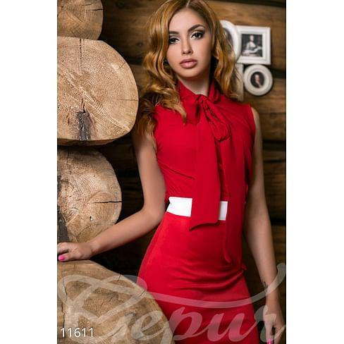 Эффектная блуза-аскот In the wood