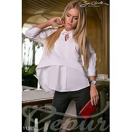 Оригинальная хлопковая блуза Chance