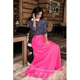 Эффектная длинная юбка In the wood