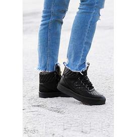 Высокие женские кроссовки Back To Autumn Office