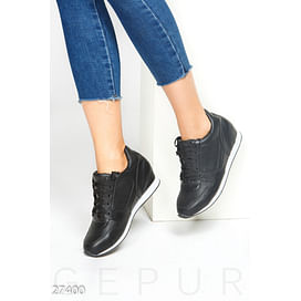 Кожаные кроссовки-сникерсы Gpr sweet wear